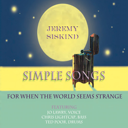 Jeremy Siskind - Simple Songs (Cover)