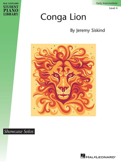 Conga Lion (cover)