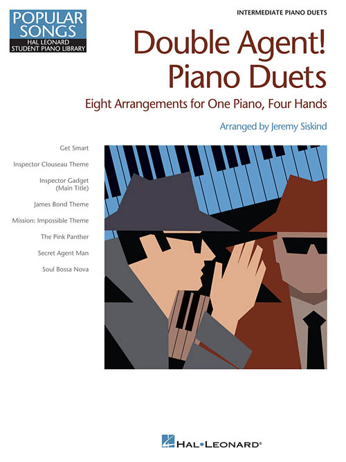 Double Agent! Piano Duets (cover)