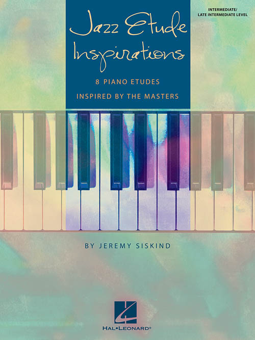 Jazz Etude Inspirations (cover)