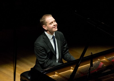 Jeremy Siskind at Gilmore International Keyboard Festival