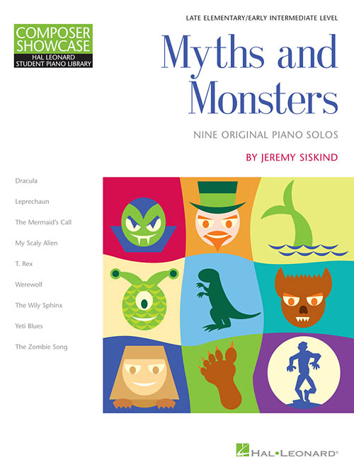 Myths and Monsters (cover)